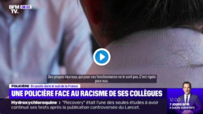 «Bougnoules, bicot, youpin, négro… C'est normal pour eux» une policière maghrébine dénonce le racisme de ses collègues - VIDEO