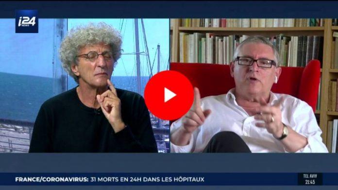 «Tout ce qui menace la civilisation juive doit être combattu par la force» Michel Onfray apporte son soutien sans faille à Israël - VIDEO