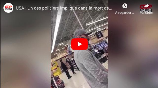 Votre place est en prison ! un des policiers impliqué dans la mort de George Floyd pris à partie dans un supermarché