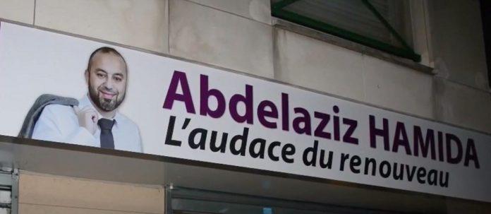 Abdelaziz Hamida, nouveau maire de Goussainville, est