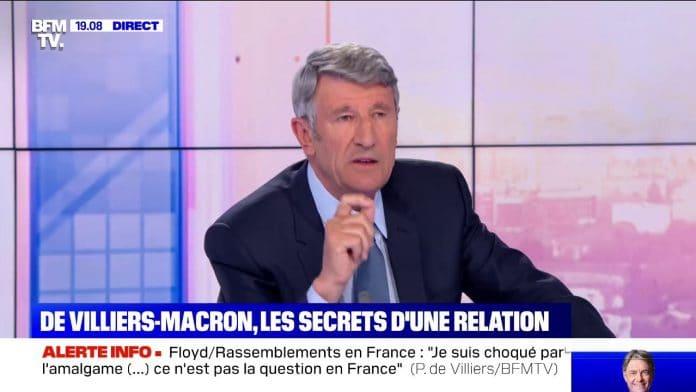 Affaire Adama Traoré - un gouvernement «de soumis» et «de pétochards» selon Philippe de Villiers