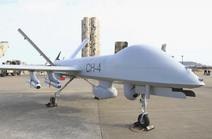 Algérie : Un drone d'attaque militaire s'écrase dans l'est du pays