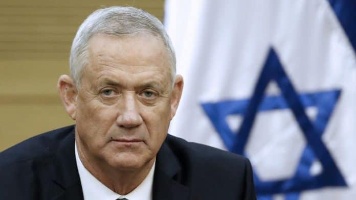 Annexion- «Nous n'entrerons pas dans la m**** profonde palestinienne» déclare Benny Gantz