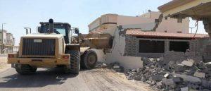 Arabie saoudite - la jeune Noura tuée par des bulldozers pendant son sommeil2