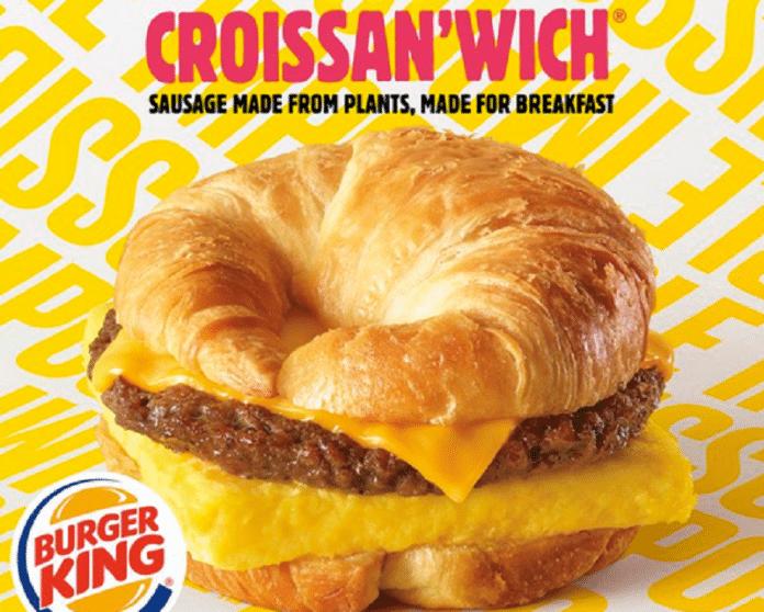 Burger King lance le