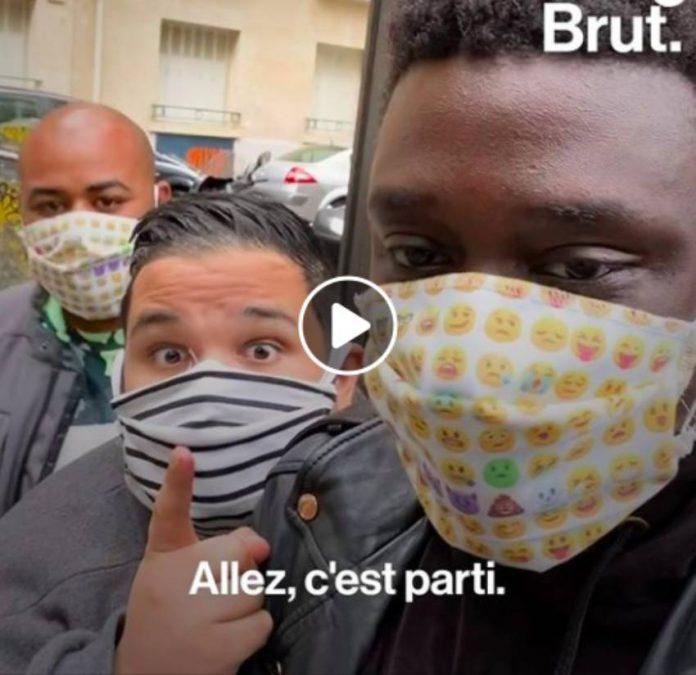 COVID-19 El Hadj, Zatis et Saïg nous montrent comment se protéger sans polluer avec humour (1)