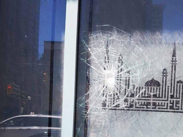Canada : La mosquée de Toronto vandalisée