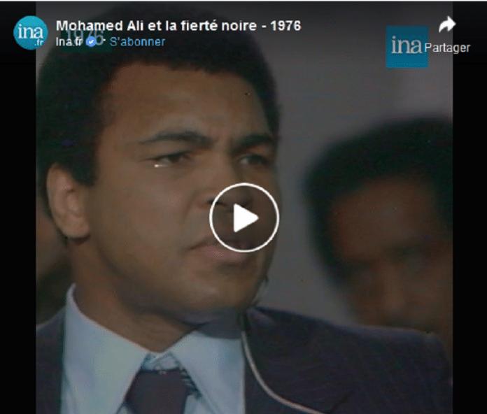 Cette interview mémorable où Mohammed Ali fait face aux journalistes français