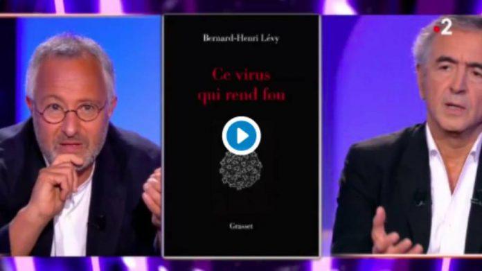 Coronavirus Pour Bernard-Henry Levy la gestion politique de l'épidémie est «une escroquerie»