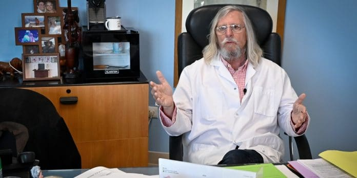 Coronavirus : Selon Didier Raoult, des milliers de personnes sont mortes en France faute de soins