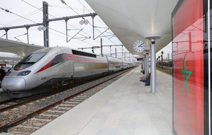 Coronavirus - le TGV marocain Al Boraq reprend du service