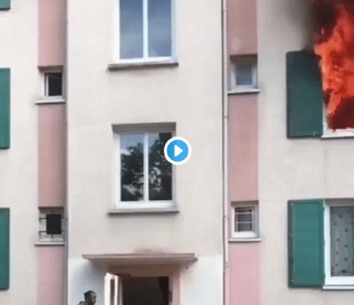 Creil : des jeunes héroïques sauvent une grand-mère des flammes