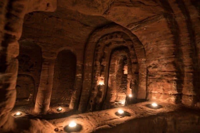 Des tunnels secrets appartenant aux Templiers découverts en Israël