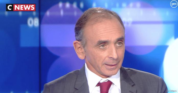 Eric Zemmour s'en prend au président Turc qu'il qualifie d'«ennemi» de l'Europe