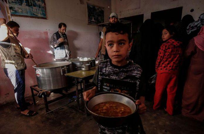 Gaza - un million de Palestiniens sont confrontés à des pénuries alimentaires