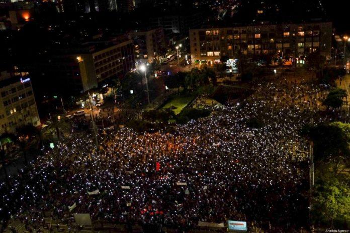 Israël - des milliers de manifestants protestent contre le plan d'annexion de Netanyahu