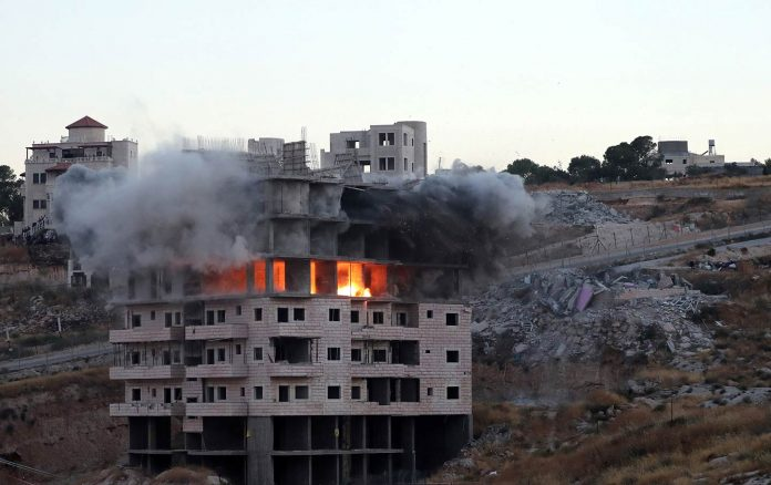 Israël s'apprête à démolir 200 bâtiments palestiniens à Jérusalem-Est