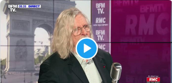 """""""Je m'en fiche de vous !"""" : Didier Raoult perd ses nerfs face à Jean-Jacques Bourdin"""
