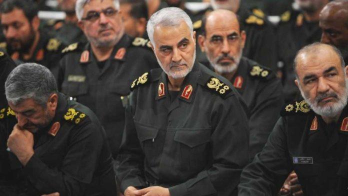 L'Iran va exécuter un agent de la CIA et du Mossad impliqué dans la mort de Qassem Soleimani