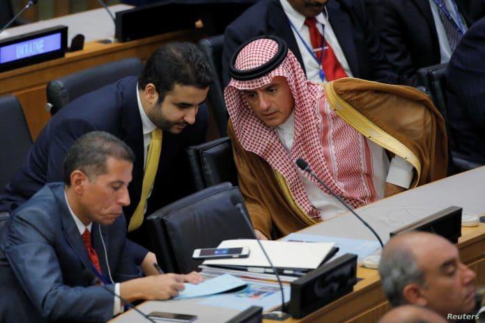 L'Arabie saoudite demande la prolongation de l'embargo des Nations Unies sur les armes contre l'Iran