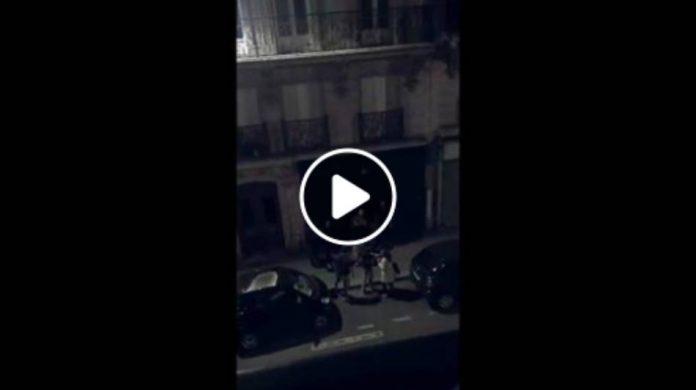 Leila accusée à tort de violences contre un agent de la BAC blanchie par la justice grâce à cette vidéo (1)