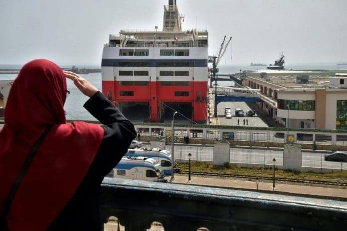 Les traversées entre la France et l'Algérie ont repris depuis ce lundi