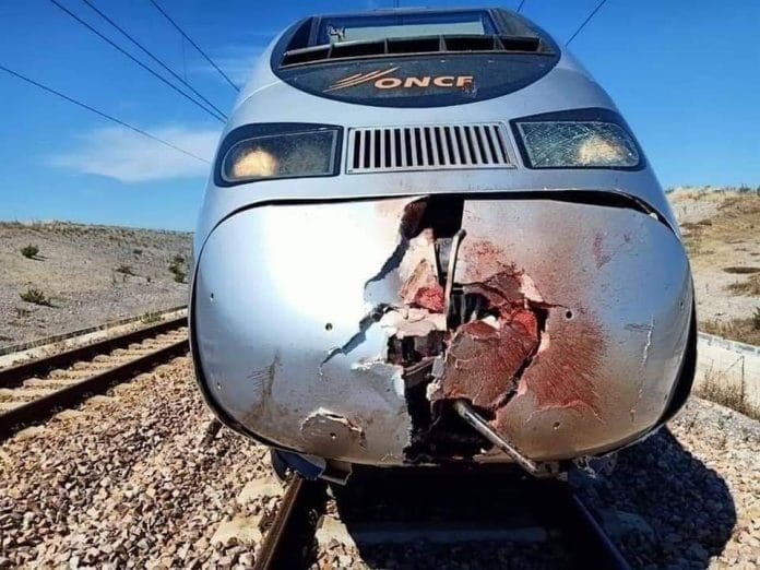 Maroc - un homme se suicide sur les rails du TGV Al Boraq