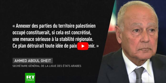 Paris menace de reconnaître la Palestine si Israël poursuit ses plans d'annexion