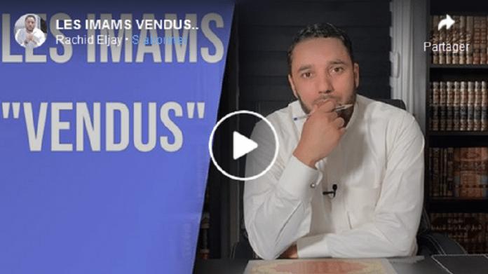 Rachid Eljay pousse un coup de gueule contre l'expression « les imams vendus »