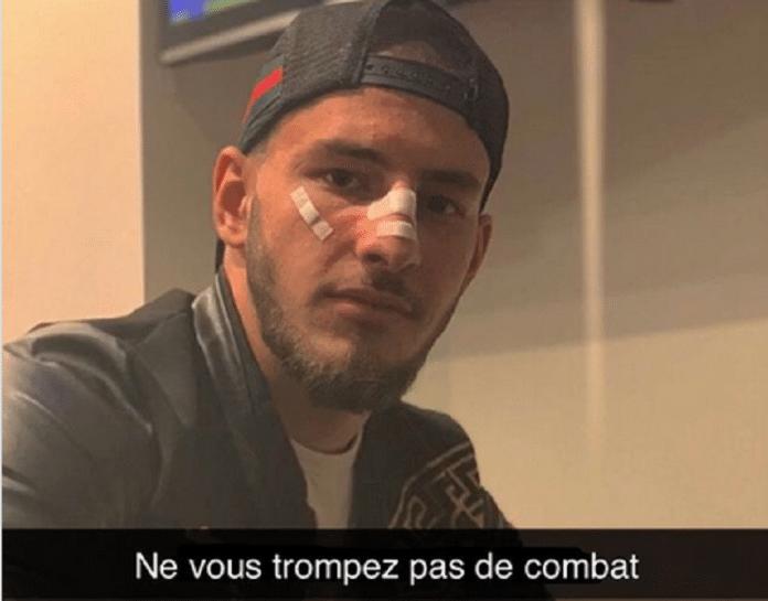 Ramzan Jembiev, combattant professionnel, s'exprime au sujet des violences Tchétchènes/Maghrébins