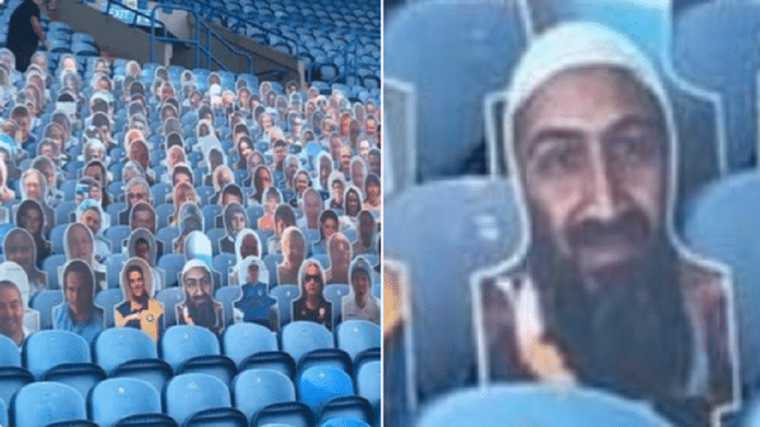 Royaume-Uni : Une pancarte à l'effigie de Ben Laden dans les tribunes de Leeds United fait scandale