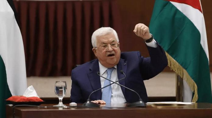 Selon Mahmoud Abbas, des rabbins israéliens encouragent à empoisonner l'eau des palestiniens