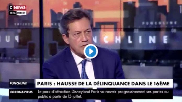 Selon un magistrat, la délinquance de Paris proviendrait surtout des Marocains