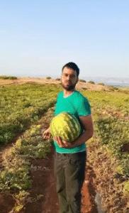 Suleiman Sawafta fait partie de ces petits agriculteurs palestiniens lésés.