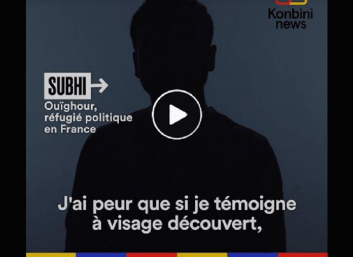 Un Ouïghour réfugié en France livre un témoignage révoltant