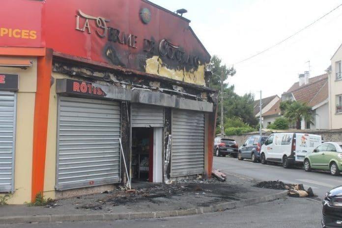 Yvelines : incendie devant une boucherie halal, la piste criminelle privilégiée