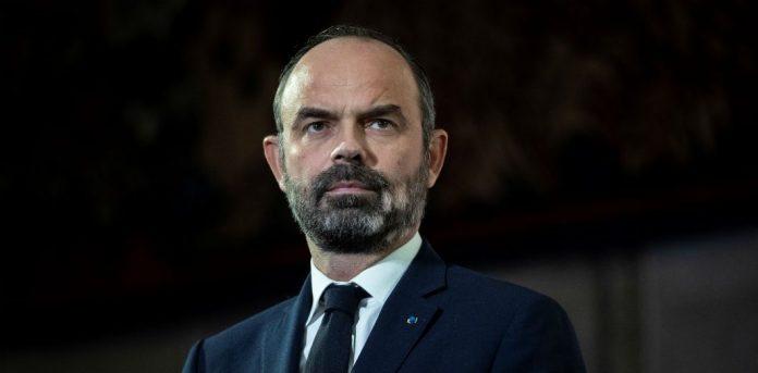 Édouard Philippe vient de démissionner