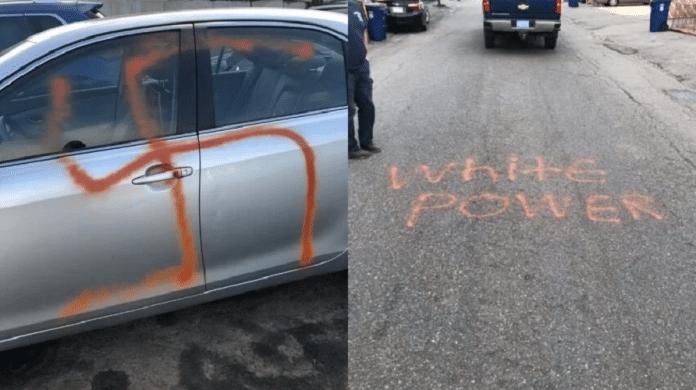 États-Unis : Récompense de 1 000 dollars pour retrouver celui qui a vandalisé la voiture d'une femme voilée