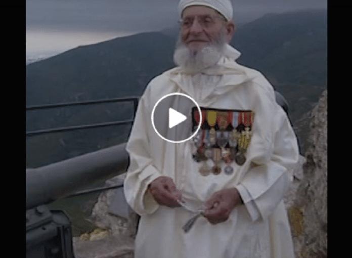 Ali Nadi, ce héros marocain, applaudi par le Général de Gaulle et François Hollande