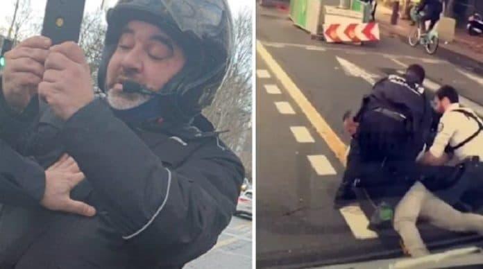 Cédric Chouviat mort asphyxié : 3 policiers mis en examen pour