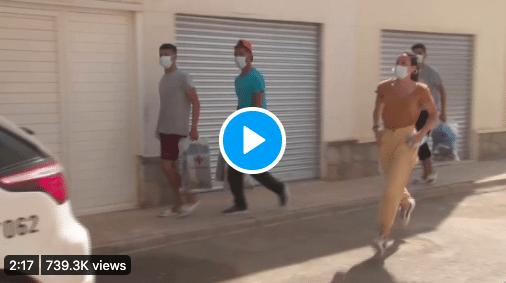 Coronavirus des Espagnols chassent et insultent des Algériens de leur village