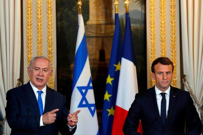 Emmanuel Macron demande officiellement à Israël de stopper tout projet d'annexion de la Palestine