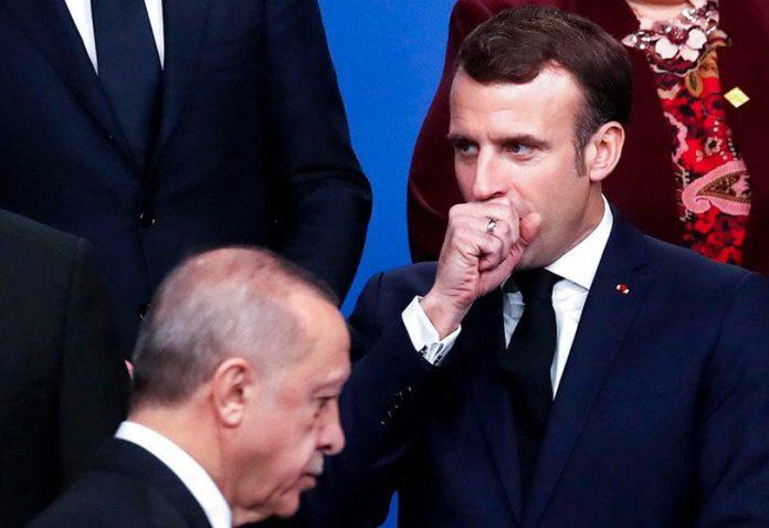 Emmanuel Macron s'en prend une nouvelle fois à Erdogan