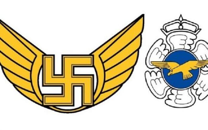 Finlande : l'Armée de l'air abandonne son emblème en forme de croix gammée