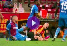 Football le joueur algérien Sofiane Feghouli se fait justice et essuie ses crampons sur le marocain Manuel Da Costa (1)