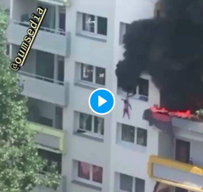 Grenoble le sauvetage héroïque de Walid et ses amis pour sauver deux enfants des flammes