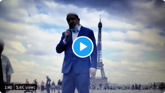Hassen Chalghoumi se lance dans un discours incompréhensible contre la Turquie