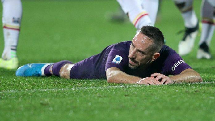 Italie - Franck Ribéry furieux filme le cambriolage dont il a été victime à Florence