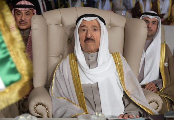 L'Emir du Koweït hospitalisé, le prince héritier prend le contrôle partiel du pays