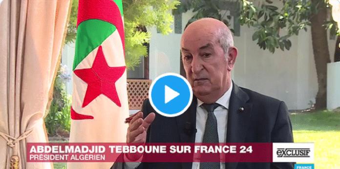 L'Algérie annonce vouloir des excuses de la France pour son passé colonial